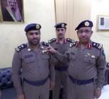 """تقليد """"القحطاني"""" وسام الحماية المدنية بمرتبة """"فارس"""""""