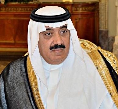 متعب بن عبدالله وزير الحرس