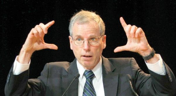 سفير الولايات المتحدة السابق والأخير لسوريا روبيرت فورد