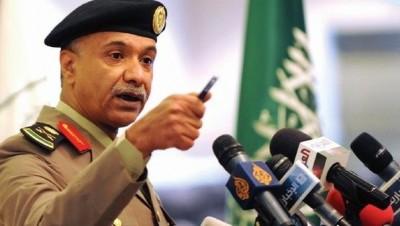 المتحدث باسم وزارة الداخلية السعودية اللواء منصور التركي
