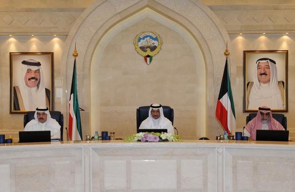 مجلس الوزراء الكويتي
