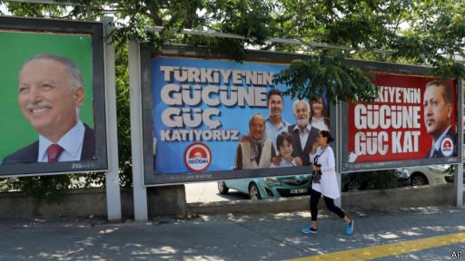 الأتراك يختارون اليوم رئيساً جديداً للبلاد - المواطن