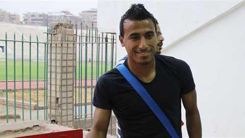 محمد عبد الشافي الظهير الأيسر