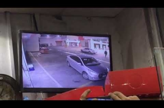 بالفيديو.. الإطاحة بلص السيارات في ينبع - المواطن
