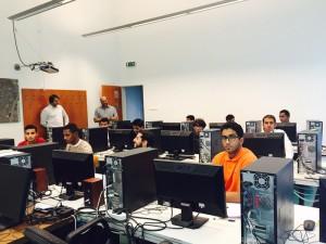 15 سعودياً يتدربون في جامعة بودابست المجرية