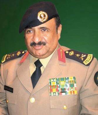 الفريق سعد بن عبدالله التويجري