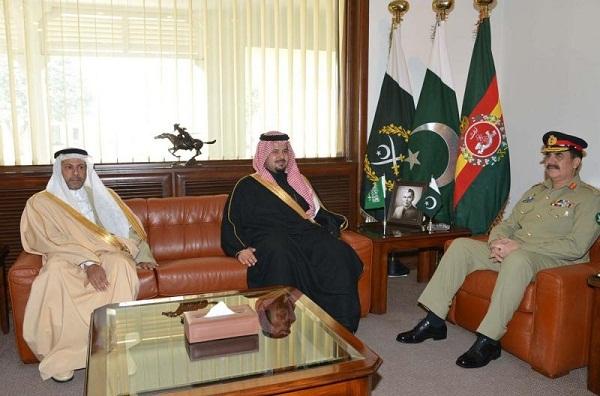157 الأمير سلمان بن سلطان بن عبدالعزيز نائب وزير الدفاع بباكستان