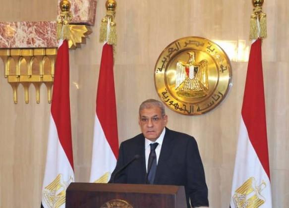 رئيس الوزراء المصري المهندس إبراهيم محلب