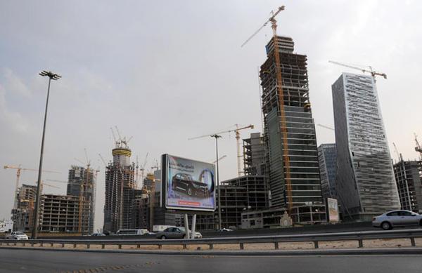 مركز الملك عبد الله المالي - الرياض - عماير - بناء - عقارات