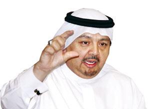 الدكتور خالد مرغلاني الناطق الاعلامي لوزارة الصحة