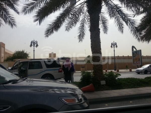 """""""هيئة الرياض"""" تضبط شابا وفتاة في خلوة بشارع التحلية - المواطن"""