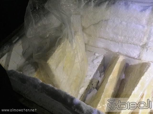 في #الطائف .. سوريون يوزعون لحوماً فاسدة على مطاعم شهيرة17