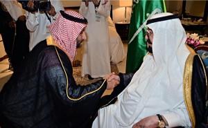 محمد بن سلمان يؤدي القسم بين يدي خادم الحرمين - المواطن