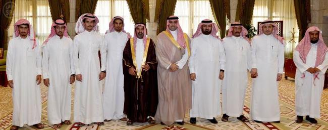 مساعي أحمد بن عبدالعزيز وأمير الرياض تنهي خلاف أسرتين بالخرج - المواطن