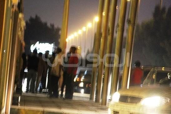 مضايقات لفتيات أمام أحد قصور الأفراح بجدّة - المواطن