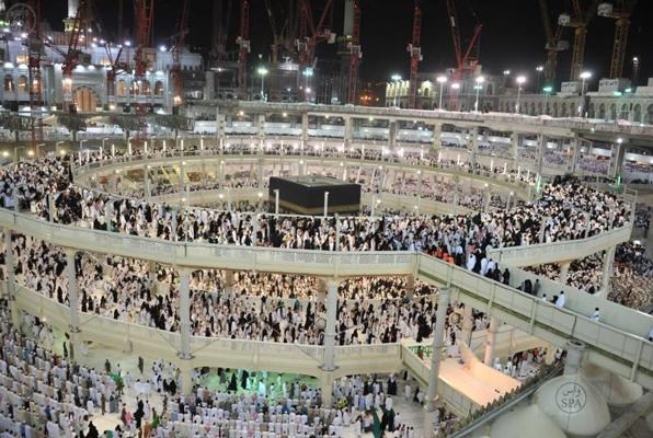 مكة المكرمة مكه المكرمه الكعبه الحرم طواف الطواف معتمرين المسجد الحرام