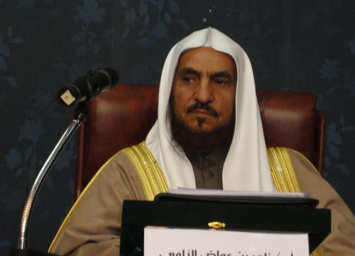 الأستاذ الدكتور زاهر بن عواض الألمعي