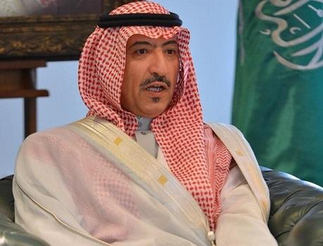 الأمير بندر بن سعود بن محمد رئيس الهيئة السعودية للحياة الفطرية