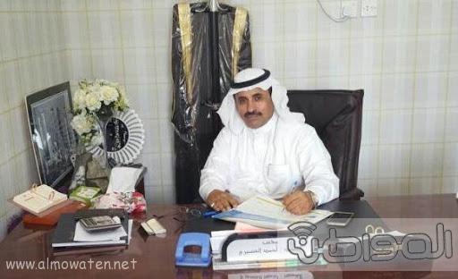 العميد أحمد فايع عسيري 2