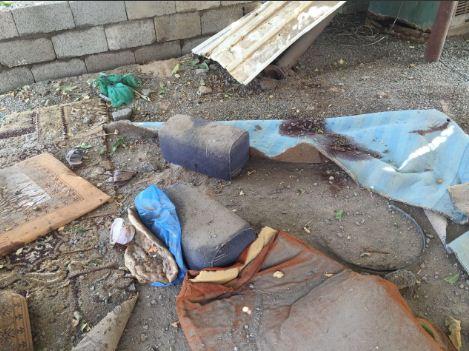 الدفاع المدني يكشف كواليس سقوط قذيفة من الأراضي اليمنية على نجران