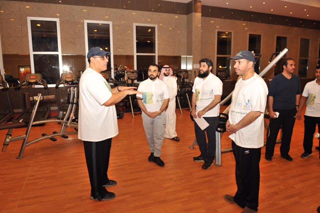 الفهيد: توفير 11 صالة رياضية جديدة تنفيذا لرؤية المملكة 2030
