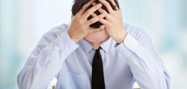 أضرار خطيرة للتوتر النفسي