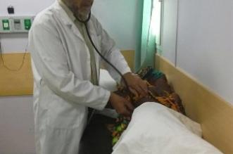 بالصور..عيادات مركز الملك سلمان للإغاثة تعالج 2560 لاجئاً يمنياً في جيبوتي - المواطن