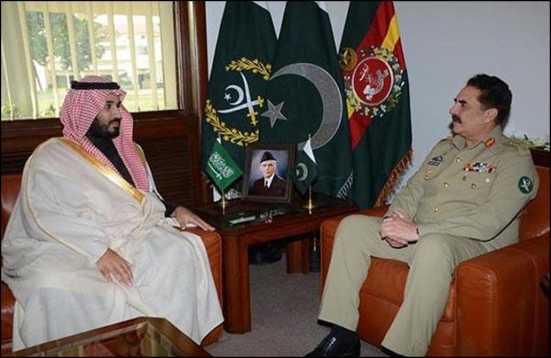 اللقطات الأولى للقاء ولي ولي العهد مع رئيس الوزراء الباكستاني