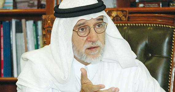 رئيس هيئة المساحة الجيولوجية السعودية الدكتور زهير نواب