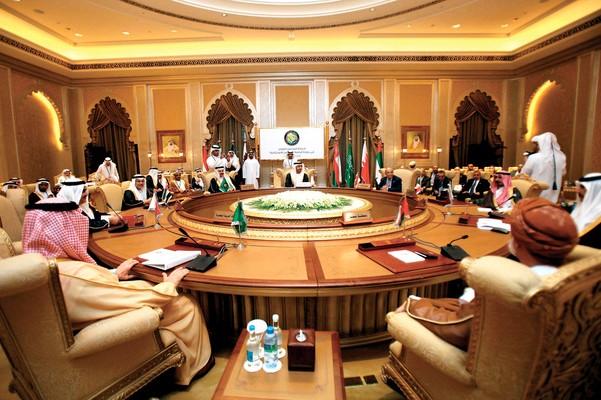 وزراء خارجية دول مجلس التعاون لدول الخليج العربية