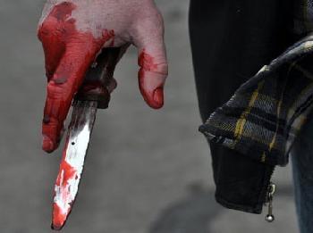 طعن - سكين - قتل