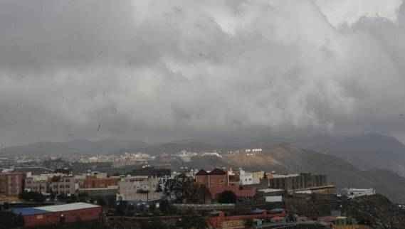 هطول أمطار على الباحة وجازان وعسير