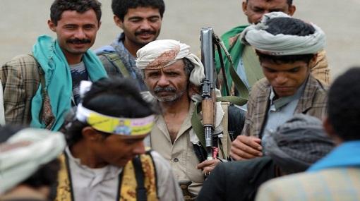 الحوثيون يحاصرون مبنى وزارة الدفاع اليمنية