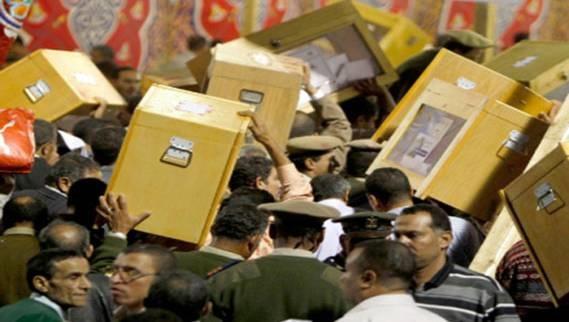 20140330 الانتخابات - مصر