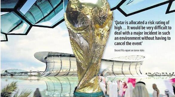 72% من البريطانيين يصوتون لتجريد قطر من تنظيم كأس العالم