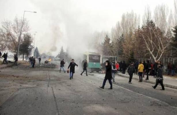 المملكة تدين وتستنكر التفجير الإرهابي في ولاية قيصري التركية