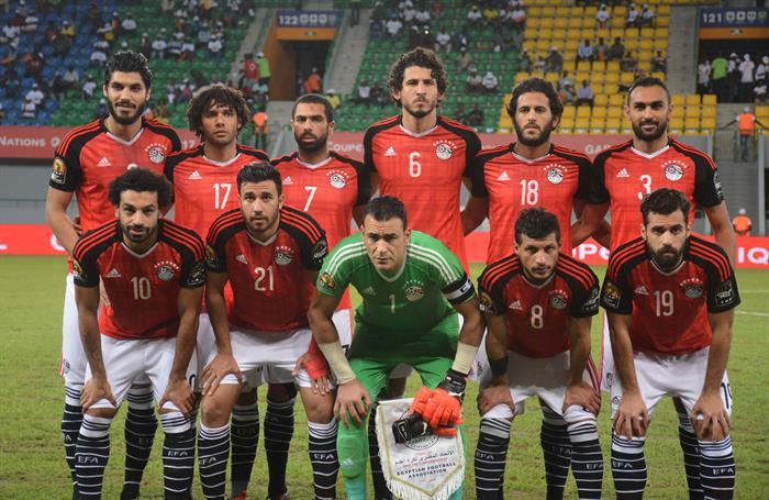 بالصور.. شاهد طائرة منتخب مصر لبطولة كأس العالم 2018