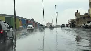 أمطار رعدية على الباحة حتى الثامنة