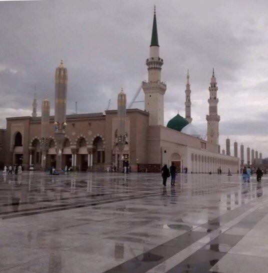 أمطار وسحب على مكة المكرمة حتى الـ10 مساءً