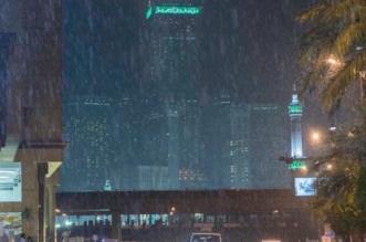 25 بلاغًا بسبب أمطار مكة المكرمة .. وإصابة فتاة في الليث - المواطن