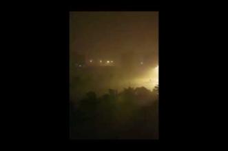 بالفيديو.. إعصار ميكونو يضرب سواحل عمان ويقتل طفلة والسيول تغمر الشوارع - المواطن