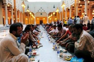 إنهاء إجراءات الترخيص لـ400 موقع لإفطار الصائمين بالقصيم خلال رمضان - المواطن