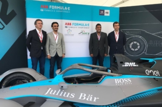 الرياض تستضيف الجولة الافتتاحية لـ فورمولا إي - المواطن