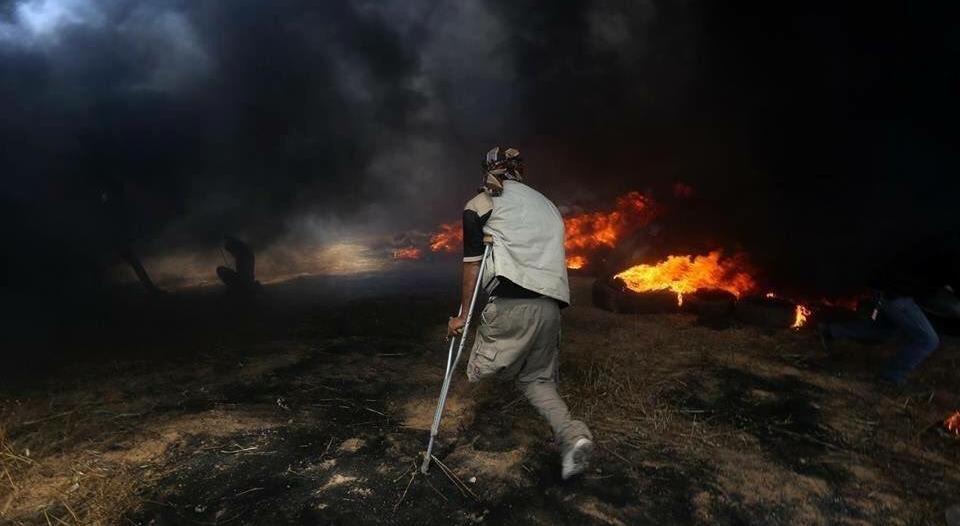 استشهاد 212 فلسطينياً وإصابة أكثر من 1400 جراء العدوان الإسرائيلي