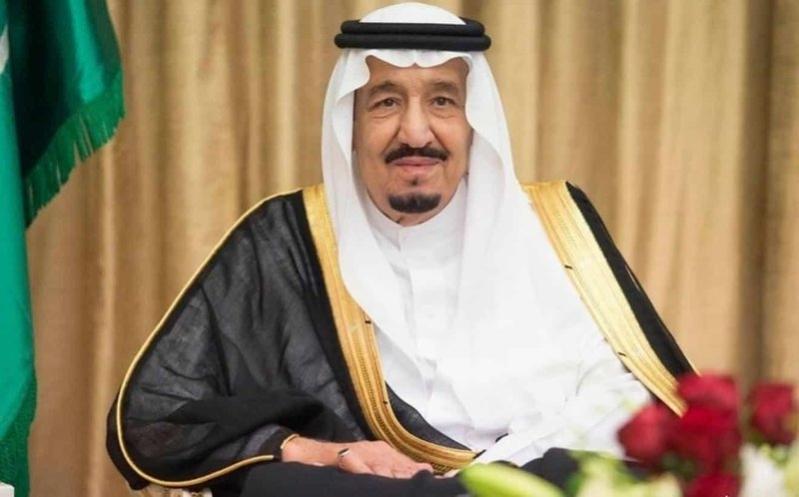 خادم الحرمين يتلقى اتصالًا للتهنئة بعيد الأضحى من ملك الأردن