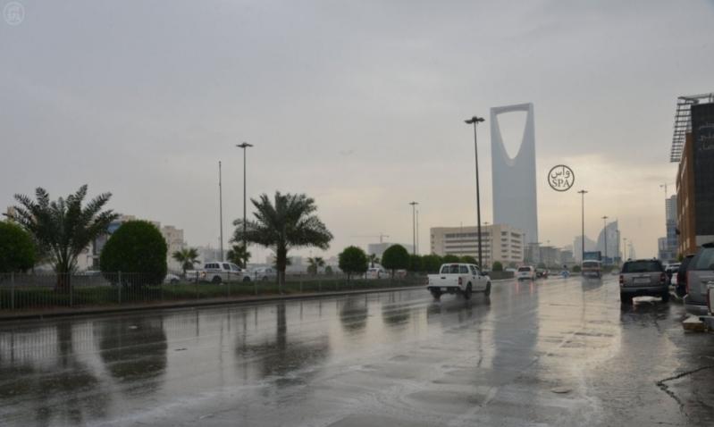 الطقس في الرياض أمطار حتى منتصف الليل درجة الحرارة 19 صحيفة المواطن الإلكترونية
