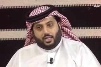 تركي ال الشيخ على قناة KSA SPORTS 1 1