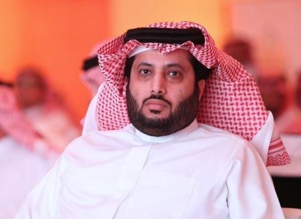 تركي آل الشيخ يعتذر عن الرئاسة الشرفية للأهلي !