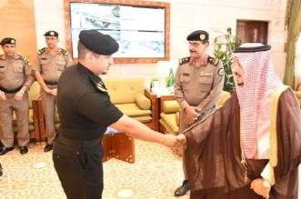 بالصور.. تكريم الضباط والأفراد المتميزين بشرطة الرياض والأمن العام - المواطن