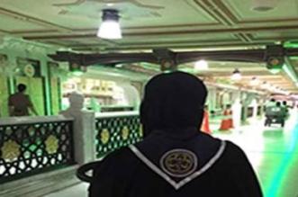 تخصيص نساء لقيادة العربات لكبيرات السن بالمسجد الحرام - المواطن